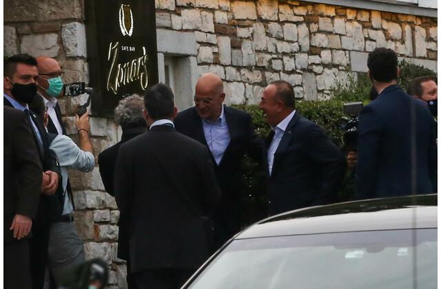 Συναντήσεις Τσαβούσογλου με Μητσοτάκη και Δένδια στην Αθήνα   LiFO