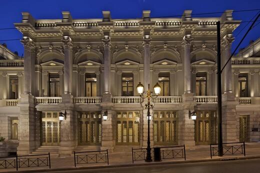 Ακροάσεις για ηθοποιούς από το Εθνικό Θέατρο