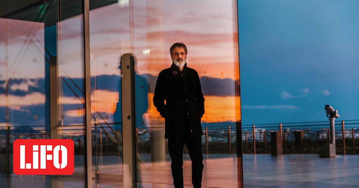 Γιώργος Κουμεντάκης: «Έχω μεγάλη ανεκτικότητα και στο ωραίο και στο άσχημο» | LiFO