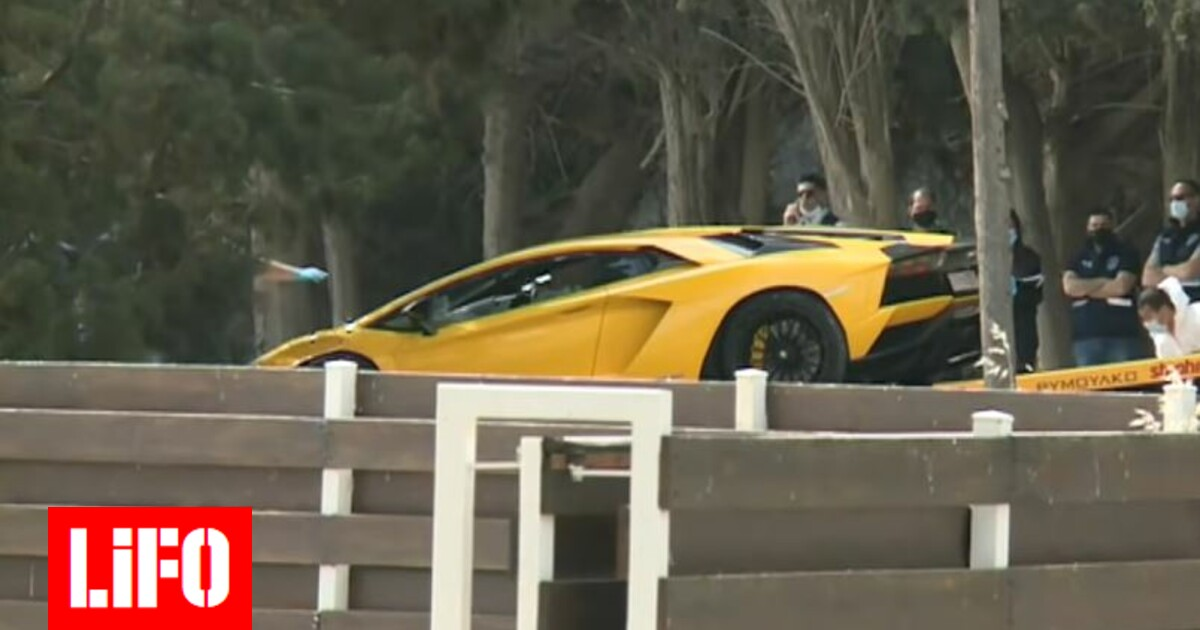 Cyprus: A protected witness was killed inside his Lamborghini