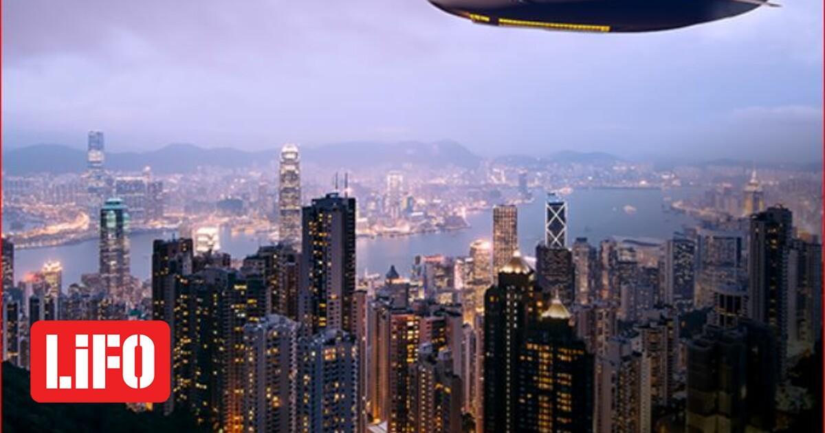Airlander 10: Μια ματιά στο εσωτερικό του μεγαλύτερου αερόπλοιου στον κόσμο - LiFO mobile