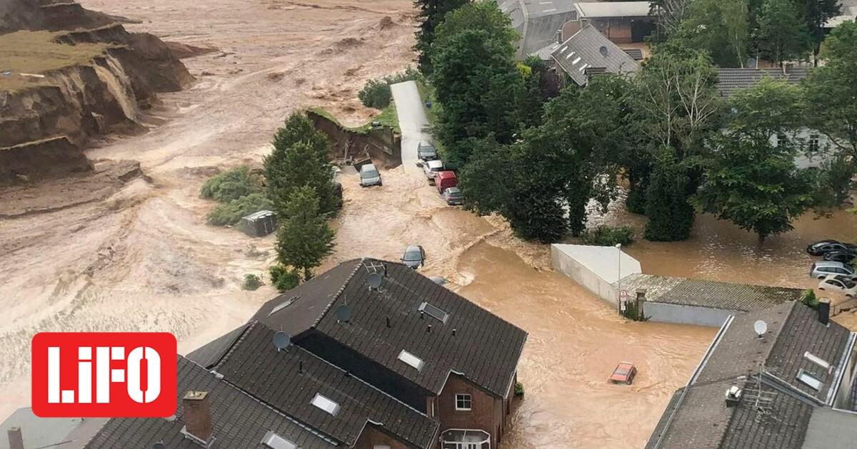 Φονικές πλημμύρες στην Ευρώπη: Στους 133 οι νεκροί στη Γερμανία, 20 στο Βέλγιο