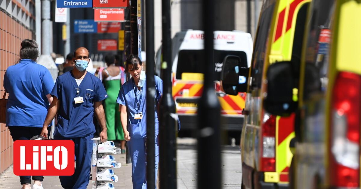 Βρετανία: Σε υψηλό 6 μηνών τα ημερήσια κρούσματα κορωνοϊού