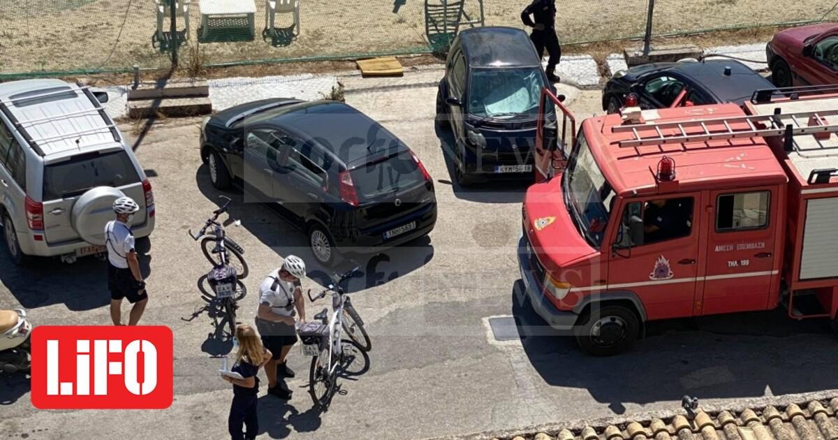 Κέρκυρα: Γυναίκα σκοτώθηκε έπειτα από πτώση από ύψος 15 μ., δίπλα στο Παλιό Φρούριο