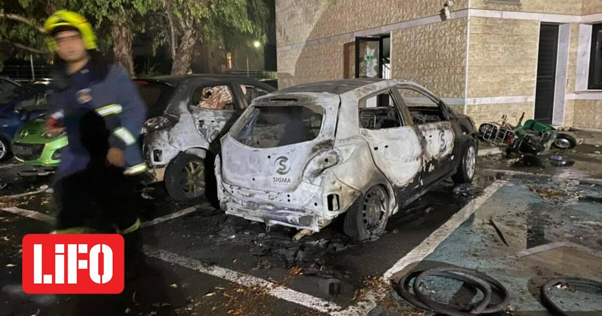 Κύπρος: Επίθεση στον τηλεοπτικό σταθμό ΣΙΓΜΑ, από διαδηλωτές κατά των μέτρων για τον κορωνοϊό
