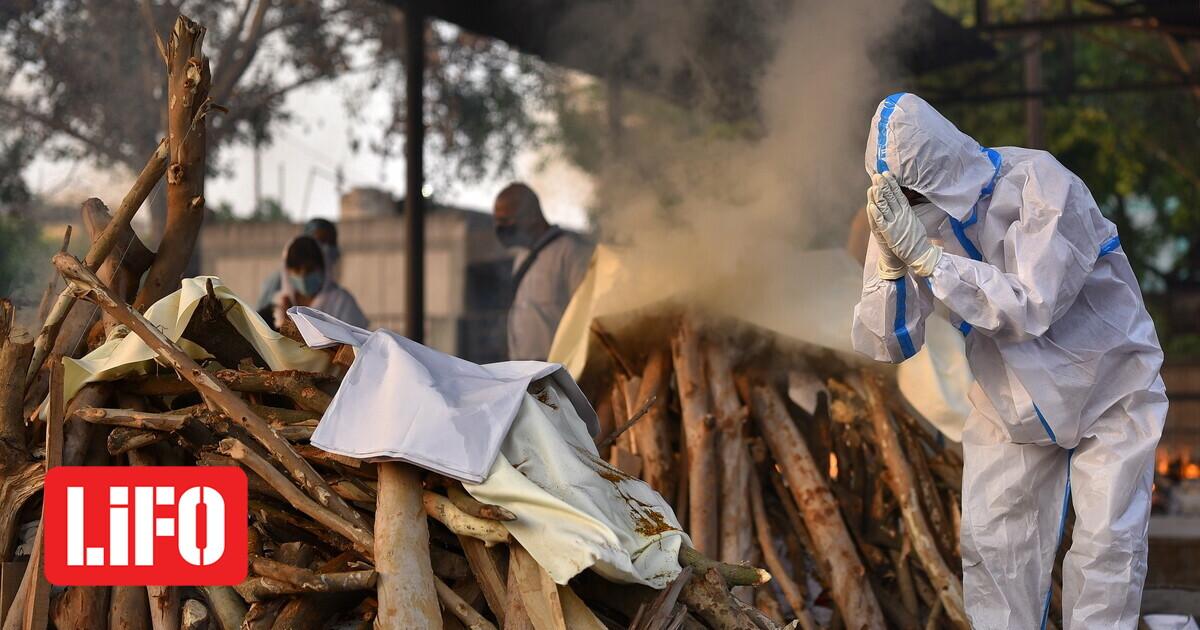 Η Ινδία θρηνεί πάνω από 4.300 νεκρούς λόγω του «μαύρου μύκητα»