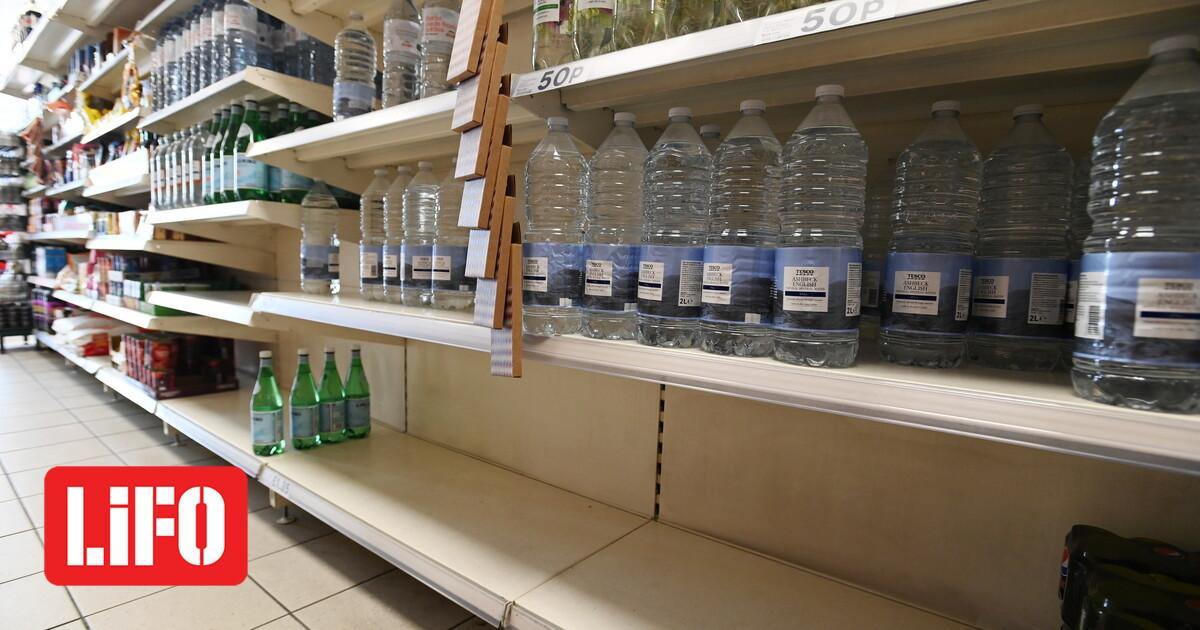 Βρετανία-Κορωνοϊός: Χιλιάδες σε καραντίνα – Αδειάζουν τα ράφια των σούπερ μάρκετ λόγω « pingdemic»