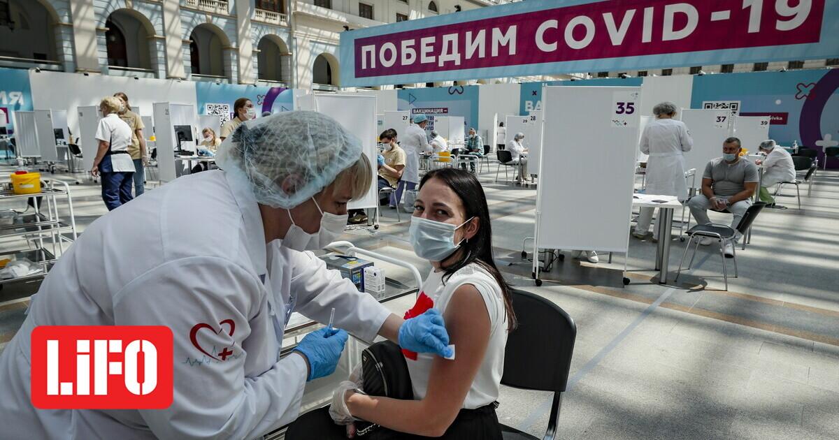 Κορωνοϊός: Ανιχνεύτηκε στη Ρωσία το παραλλαγμένο στέλεχος Γάμα