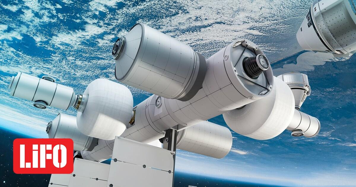 Ο Τζεφ Μπέζος σχεδιάζει τον πρώτο ιδιωτικό διαστημικό σταθμό - τουριστικό πάρκο σε τροχιά - LiFO mobile