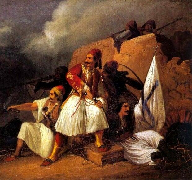 Το 1821 μέσα από 34 έργα τέχνης | LiFO