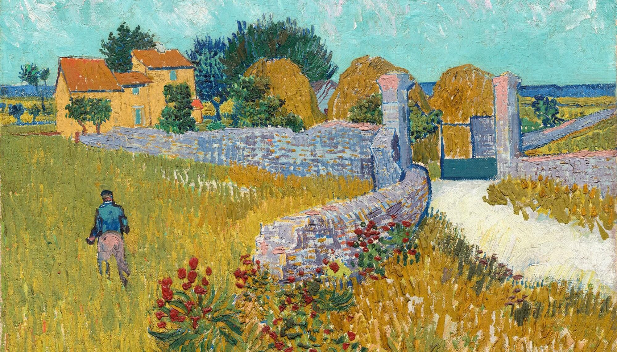 14 λιγότερο γνωστοί πίνακες του Βαν Γκογκ σε υψηλή ανάλυση | LiFO