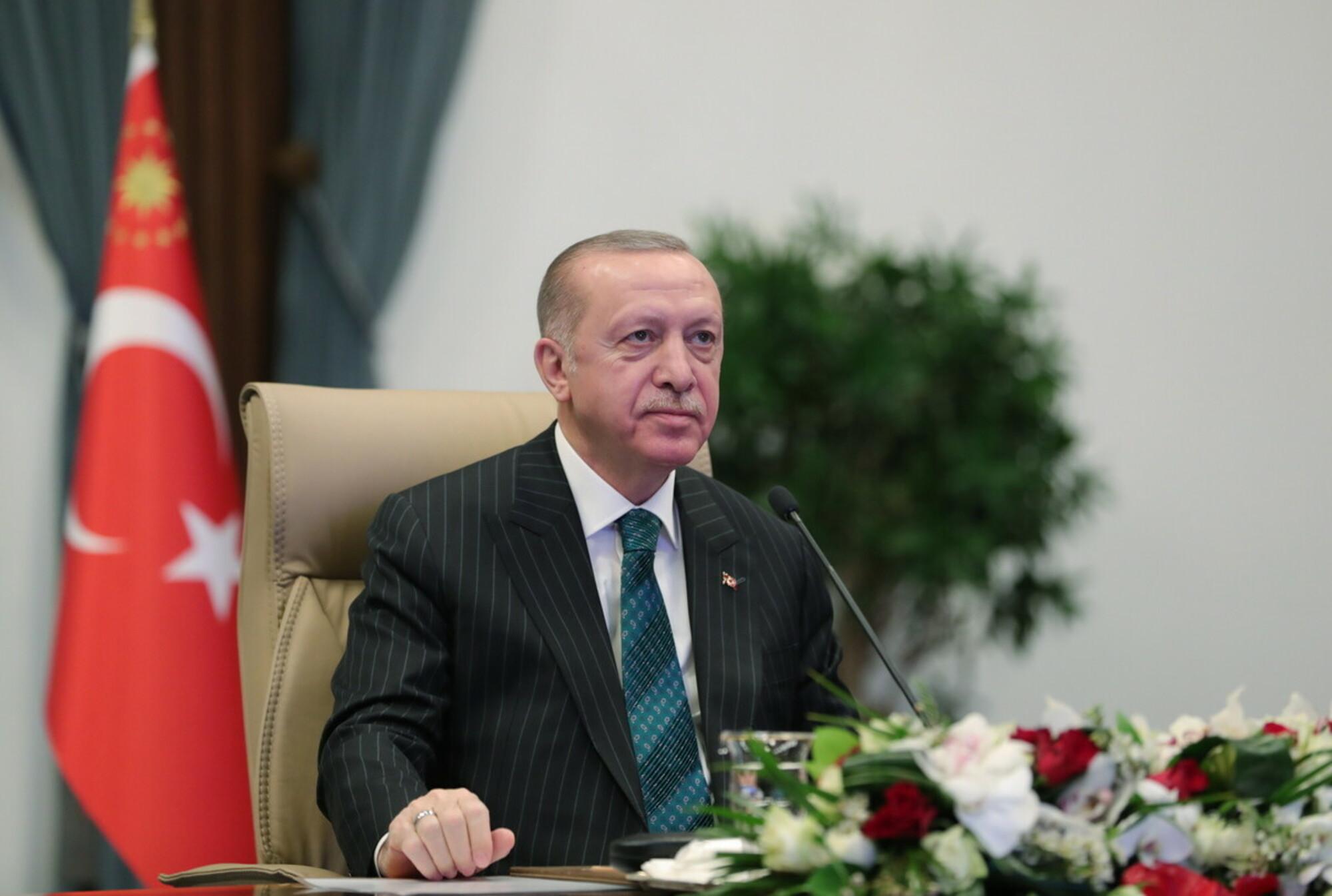 Ερντογάν: «Πολιτικό πραξικόπημα» η επιστολή των απόστρατων ναυάρχων
