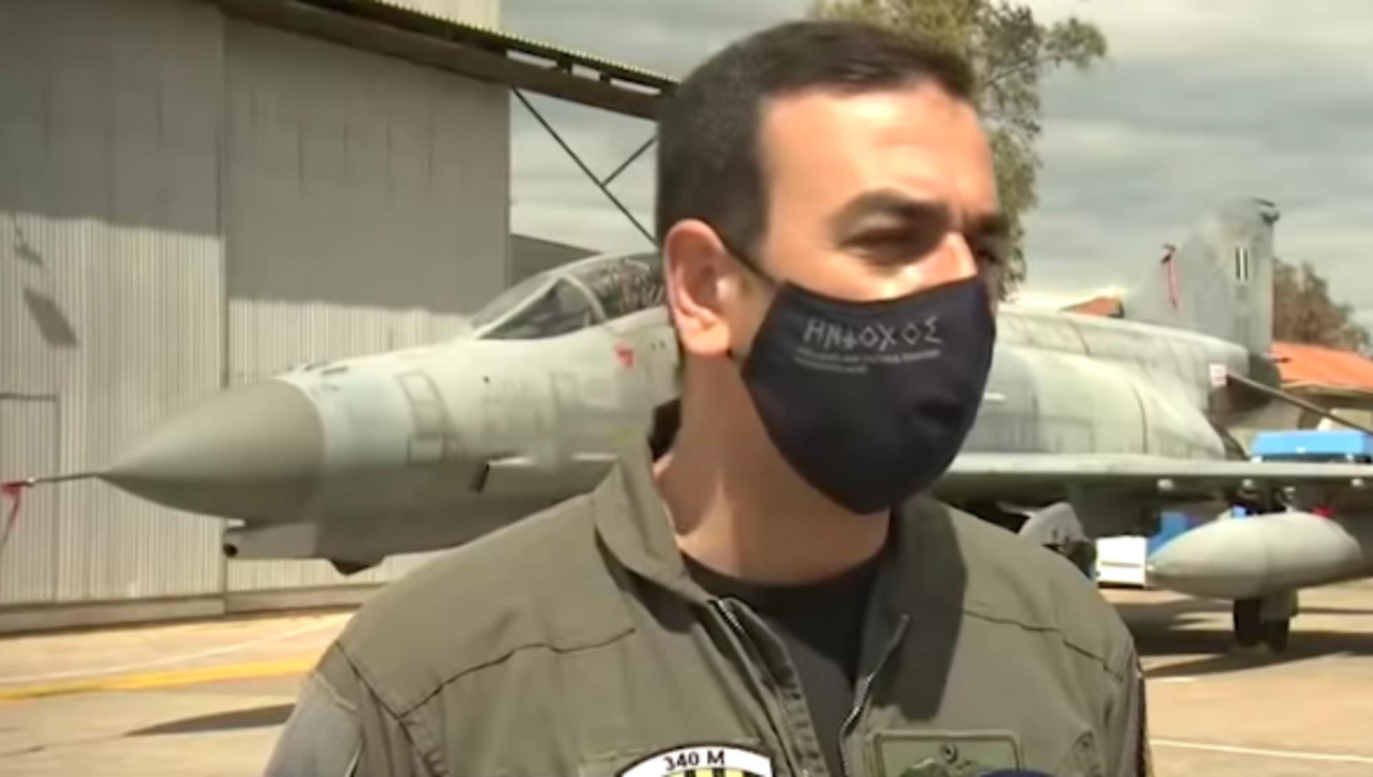 Έλληνας ο καλύτερος πιλότος στο ΝΑΤΟ: Αναδείχθηκε ο best warrior της χρονιάς