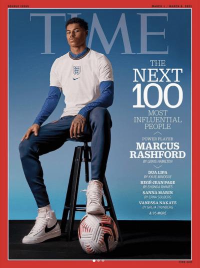 Το περιοδικό TIME κυκλοφόρησε εξώφυλλο τραβηγμένο με iPhone