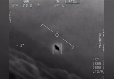 Pentagon confirms leaked video of UFO 'buzzing' Navy warships is genuine
