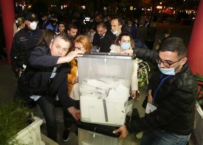 Εκλογές στην Αλβανία: Προβάδισμα Ράμα