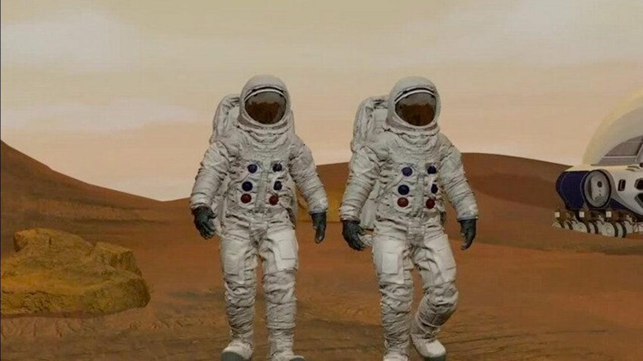 Η NASA αναζητά εθελοντές για μία ειδική αποστολή, με το «βλέμμα» στον πλανήτη Άρη   LiFO