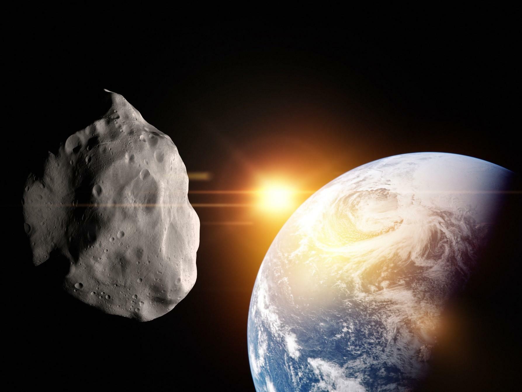 NASA: Αστεροειδής μεγέθους πολυκατοικίας θα περάσει ανάμεσα στη Γη και στη  Σελήνη σήμερα | LiFO