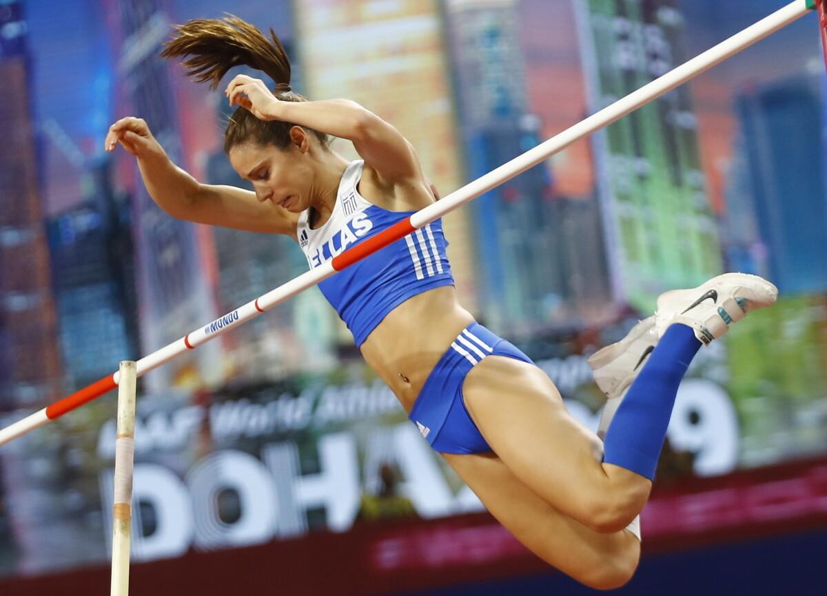 Κατερίνα Στεφανίδη: Η ΔΟΕ θέτει σε κίνδυνο την υγεία μας, απαιτείται plan B για τους Ολυμπιακούς Αγώνες   LiFO