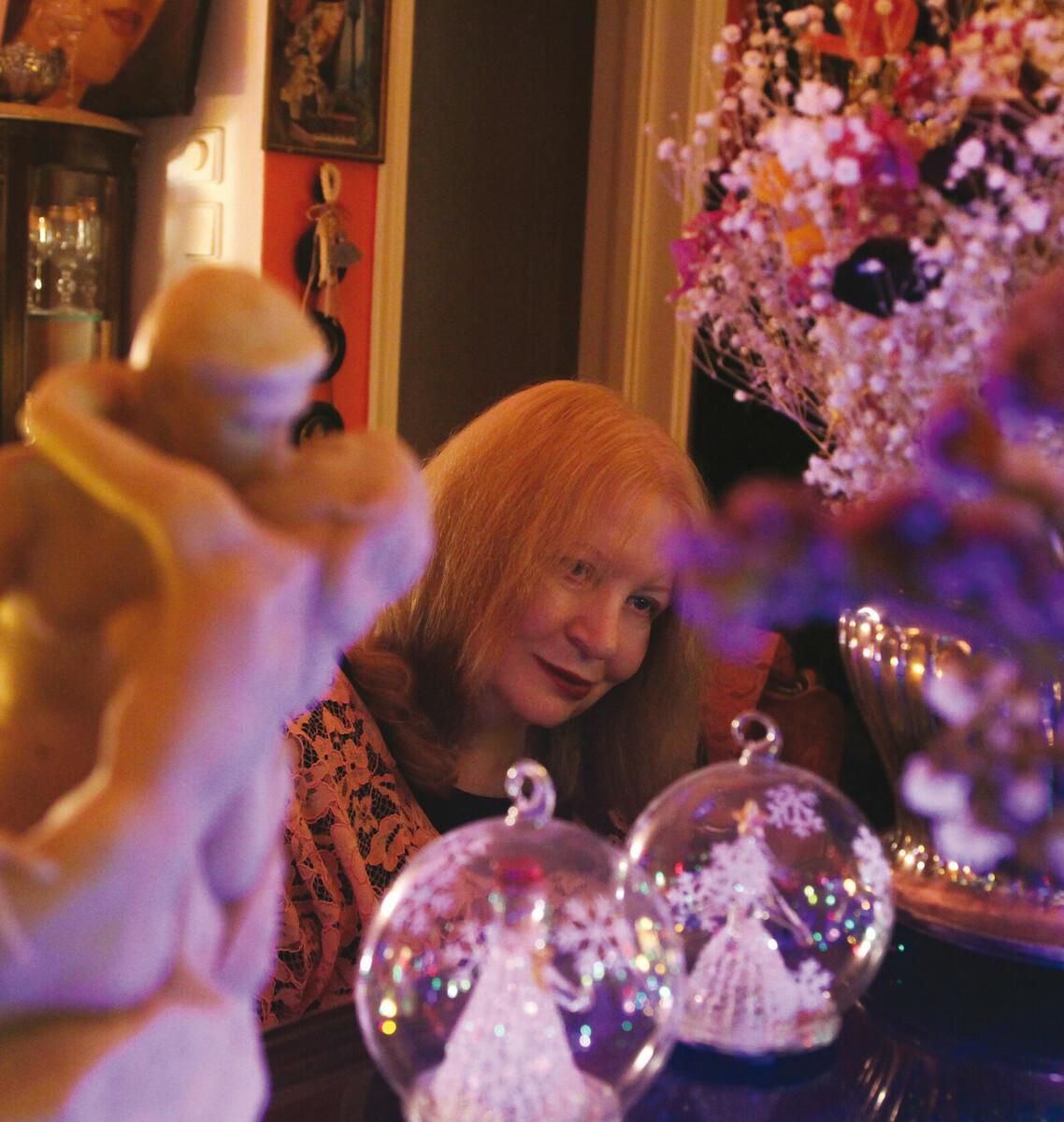 Λένα Πλάτωνος: ''Από το Σαμποτάζ ως την Ντίκινσον, αυτή είναι η ζωή μου''