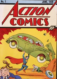 Τιμή ρεκόρ για σπάνια έκδοση του Superman - Πωλήθηκε στα 3.25 εκατ. δολάρια