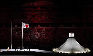 Τόκιο 2020: Λεπτό προς λεπτό, εικόνες από την φαντασμαγορική τελετή έναρξης των Ολυμπιακών Αγώνων