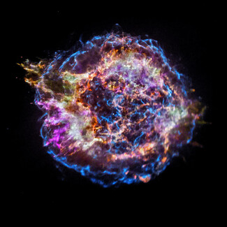NASA: Η Κασσιόπη σε όλη της την δόξα - Μια εκπληκτική εικόνα με ό,τι άφησε πίσω της η έκρηξη supernova