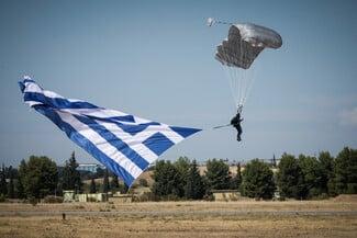 Athens Flying Week: Εικόνες από την επίδειξη rafale