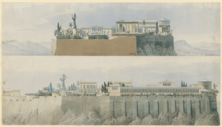 How, really, was modern Athens built?