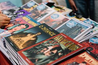 Comicdom Con Athens 2021: When Klafthmonos Square became a big comic book frame