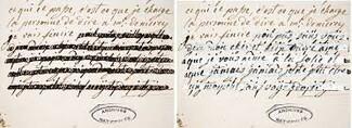 Οι ερωτικές επιστολές της Μαρίας Αντουανέτας στον εραστή της πριν τη γκιλοτίνα