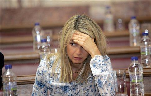 913ebd2da971 Την καλύτερη δικαιολογία για τη μη ψήφιση της δανειακής σύμβασης την έχει η  Μιλένα Αποστολάκη!
