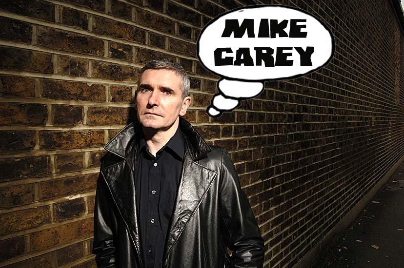 Ο Mike Carey μιλάει για τα comics της ζωής του   THOUGHT ...