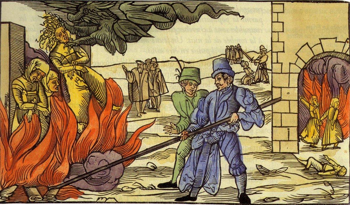 Τζορντάνο Μπούνο - ο φιλόσοφος που κάηκε.