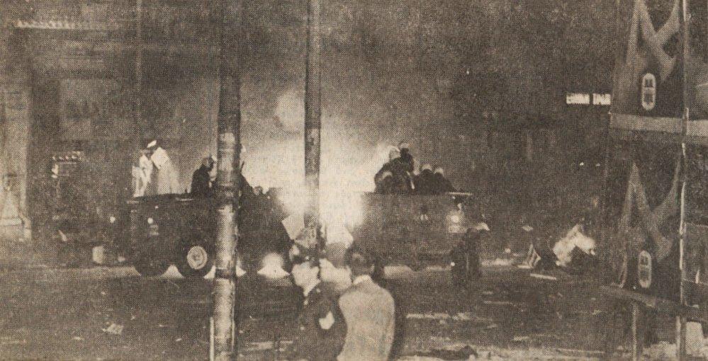 Κουμής – Κανελλοπούλου: Θύματα αστυνομικής βίας