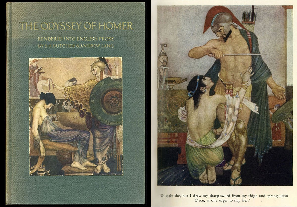 the different characters of odysseus in the odyssey by homer Homer's odyssey offers which turn out to mean entirely different things for male and female characters odysseus sign up for the weekly time.
