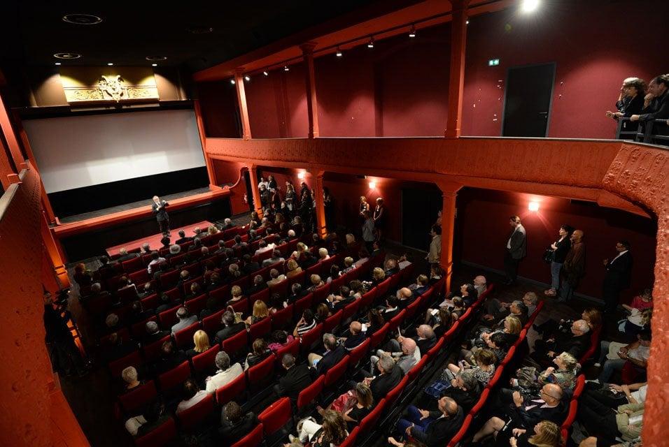 bb6beff4dc81 Ο παλαιότερος κινηματογράφος στον κόσμο άνοιξε ξανά! | LiFO