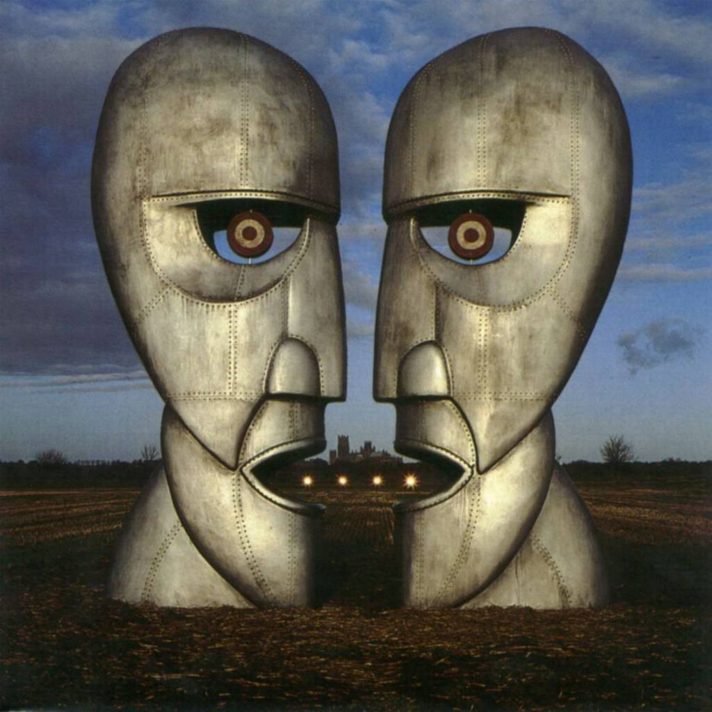 "Pink Floyd ""The Division Bell"", 1994"