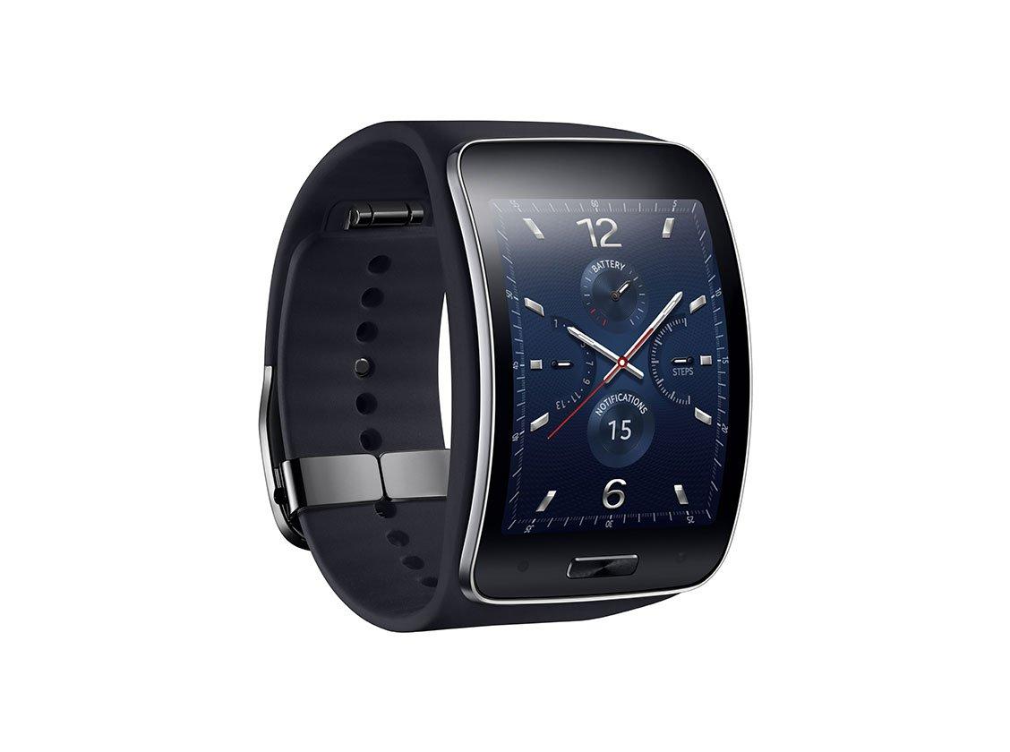 "To ""έξυπνο"" Galaxy Gear S με λειτουργικό Tizen"