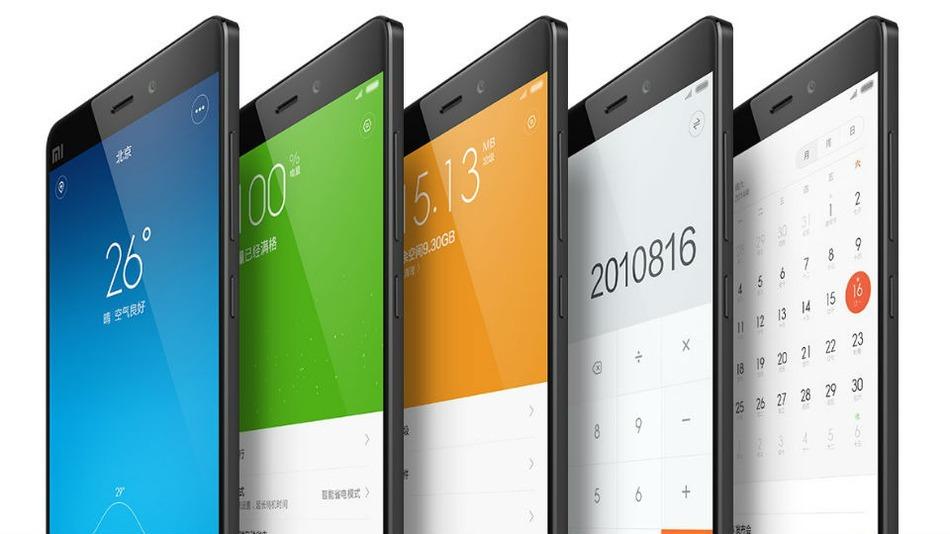 Άθραυστο Gorilla Glass 3 προστατεύει την οθόνη 5,7 ιντσών του Xiaomi Mi Note