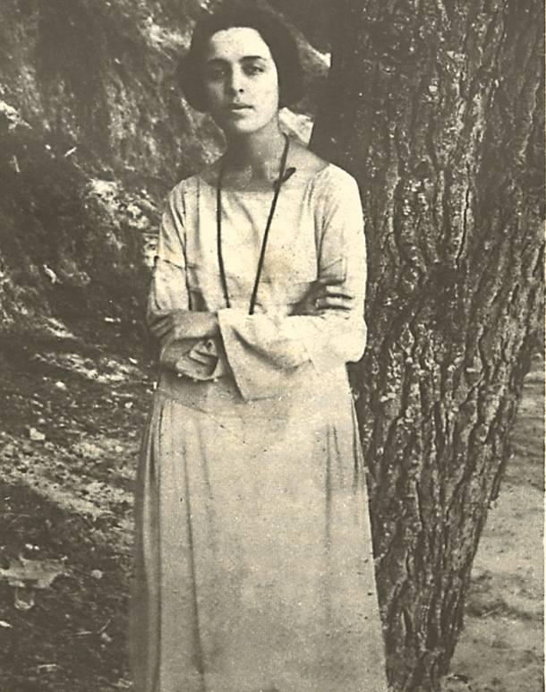 Μαρία Πολυδούρη